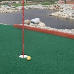 Calgary Pebble Beach Mini Golf Course